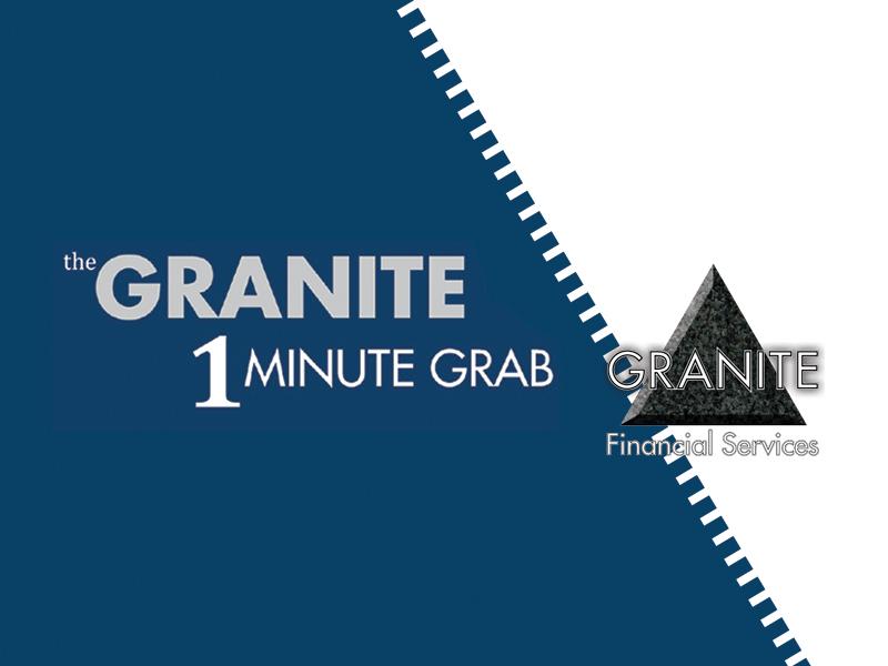 Granite 1 Minute Grab – April 2016